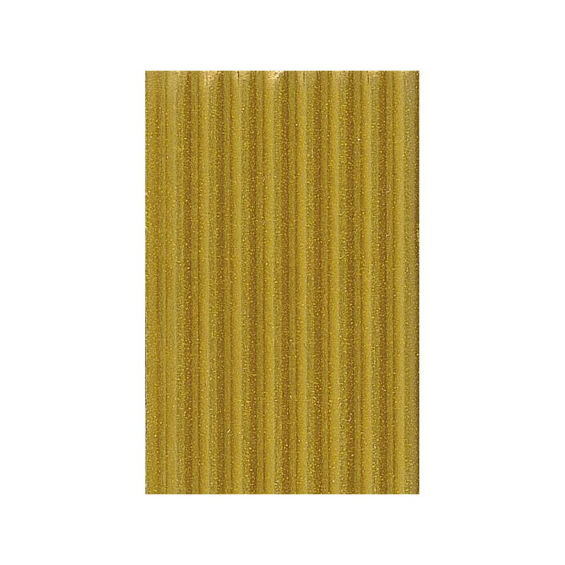 Wellpappe 50x70 gold 1Ro
