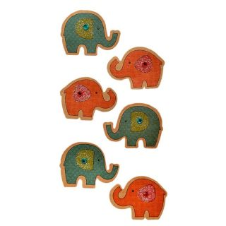 Baby elephants in Love (Kraft)