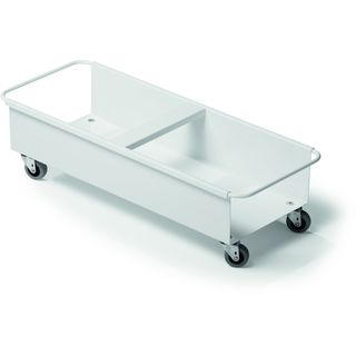 DURABIN SQUARE TROLLEY DUO 40 weiss
