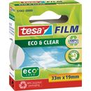 tesa® Klebeband ECO & CLEAR, Polypropylen (RC),...