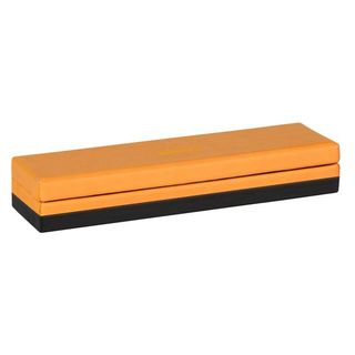 Pencil Box 21x5,5x3cm Plumier orange