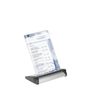 Presenter Flexo A5 transparent